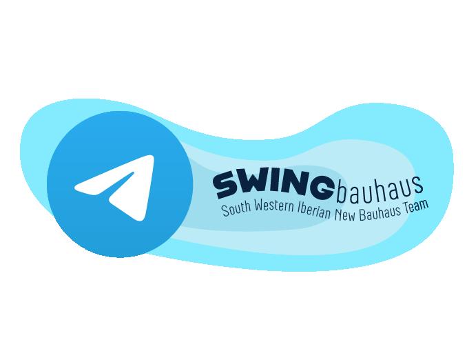 Únete a la Comunidad SWINg Bauhaus en Telegram